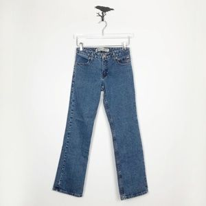 Harley Davidson Medium Wash Boot Cut Jeans